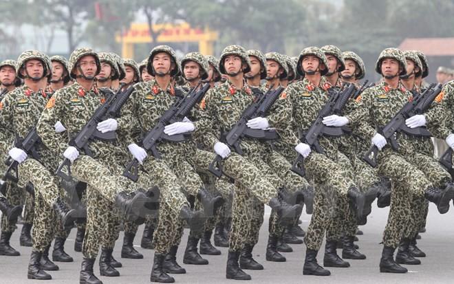 Bộ trưởng Trần Đại Quang phát lệnh xuất quân bảo vệ Đại hội Đảng - ảnh 8