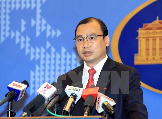 Yêu cầu Trung Quốc rút giàn khoan Hải Dương 981  - ảnh 1