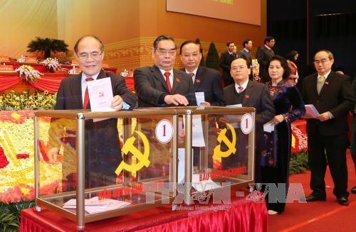 Chiều nay công bố kết quả bầu BCH Trung ương khóa XII - ảnh 5