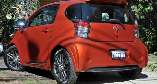 10 mẫu xe bị 'bỏ quên' trong năm 2016 - ảnh 8