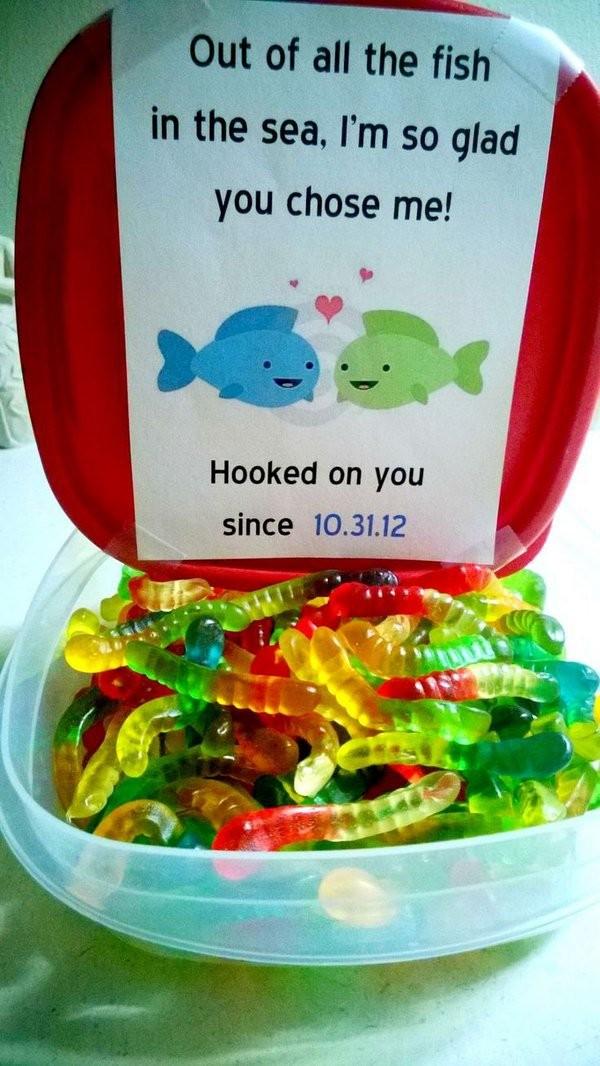 Những ý tưởng quà tặng thú vị cho ngày Valentine ngọt ngào - ảnh 13