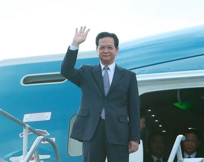 Thủ tướng tới California dự Hội nghị cấp cao ASEAN-Hoa Kỳ - ảnh 1