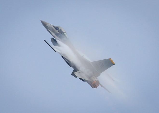 Những chiến đấu cơ nổi bật nhất tại Singapore Airshow - ảnh 4