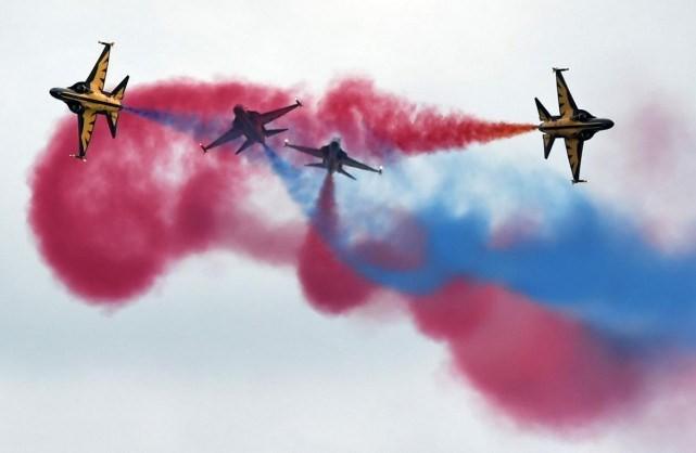 Những chiến đấu cơ nổi bật nhất tại Singapore Airshow - ảnh 10