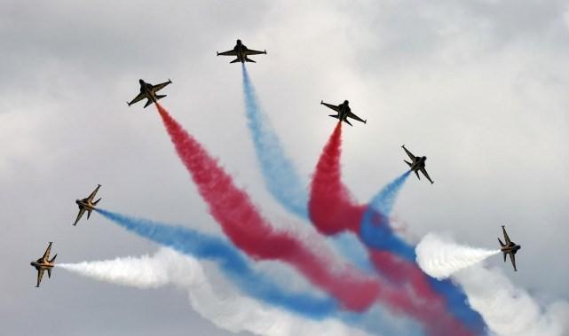 Những chiến đấu cơ nổi bật nhất tại Singapore Airshow - ảnh 11
