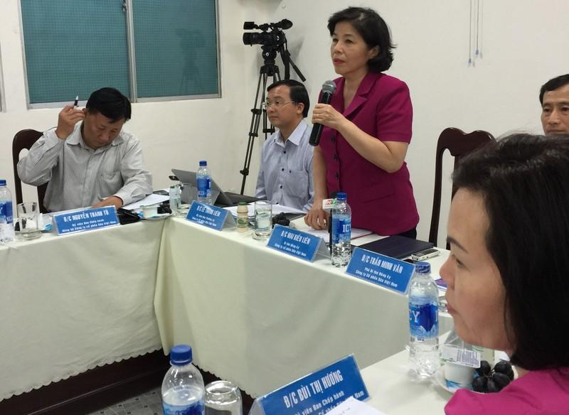 Bí thư Đinh La Thăng nói chuyện bò sữa với bà Mai Kiều Liên - ảnh 1