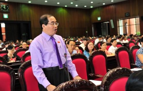 Ông Hoàng Hữu Phước tiếp tục tự ứng cử đại biểu Quốc hội - ảnh 1