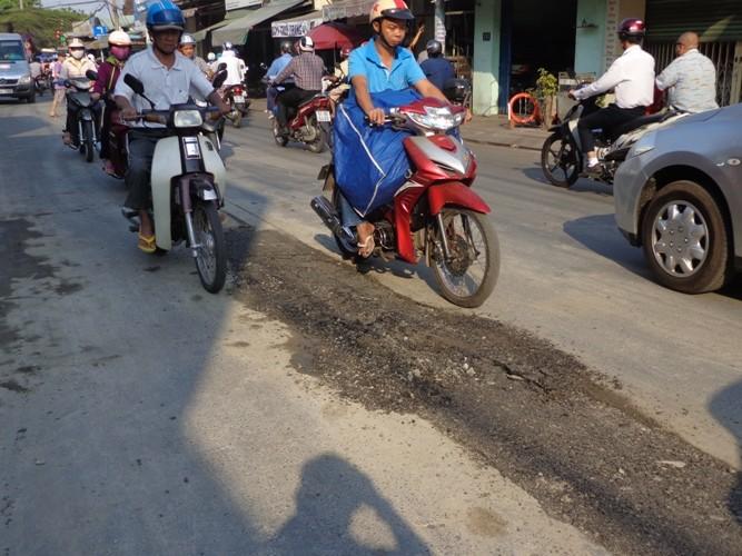Xử lý hình sự công chức cố ý cấp phép đào đường sai quy định - ảnh 1