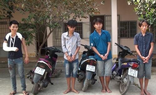 4 tên cướp ở Sài Gòn mò về thị trấn miền Tây để 'săn mồi'  - ảnh 1
