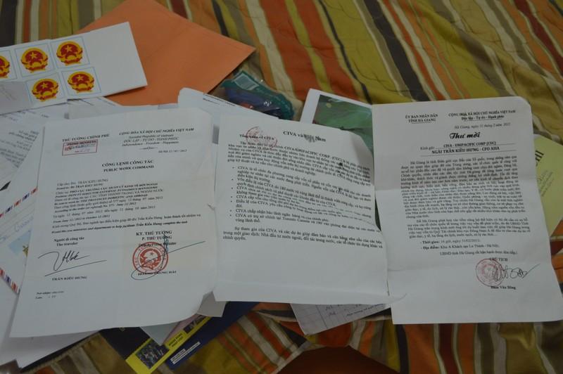 Tin thêm về vụ dùng công lệnh giả của Thủ tướng 'hù' CSGT - ảnh 2