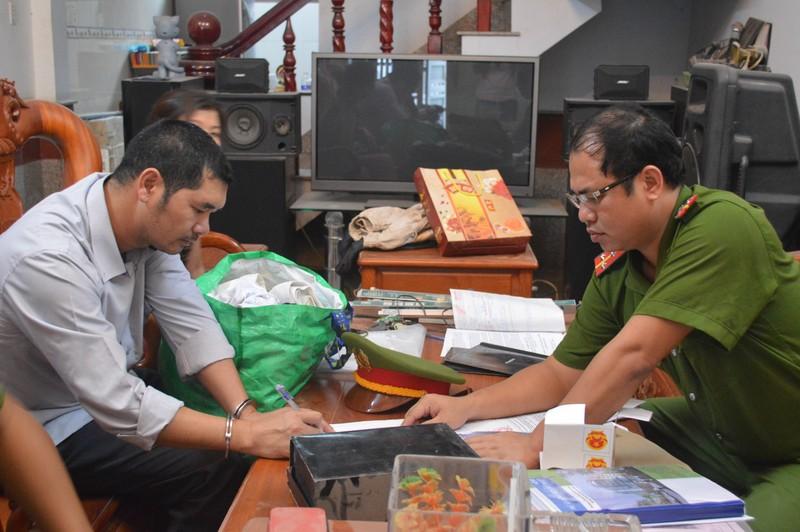 Tin thêm về vụ dùng công lệnh giả của Thủ tướng 'hù' CSGT - ảnh 1