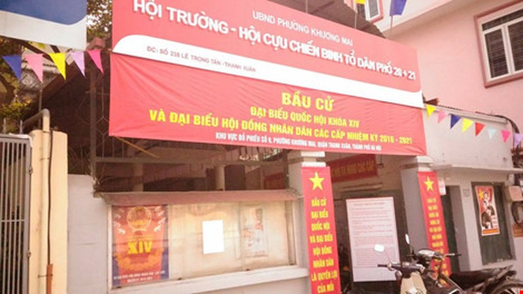 Quận Thanh Xuân nói gì về biển hiệu 'đồng phục xanh đỏ' ở phố kiểu mẫu? - ảnh 7