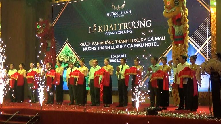 Khai trương khách sạn Mường Thanh Cà Mau  - ảnh 2