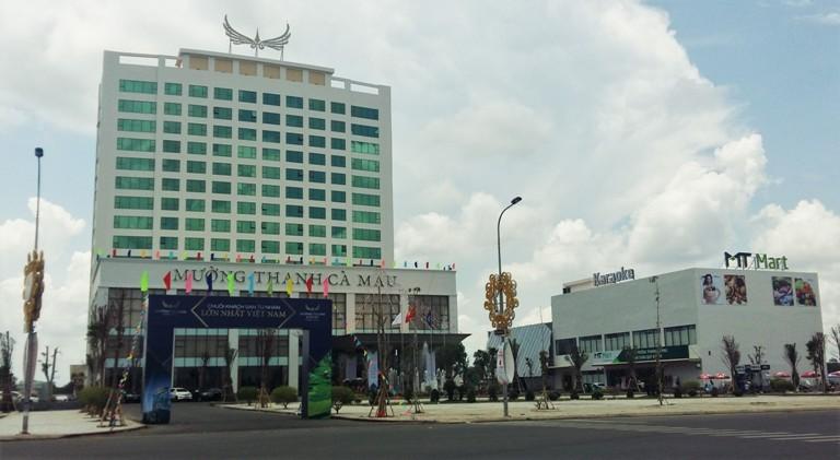 Khai trương khách sạn Mường Thanh Cà Mau  - ảnh 1