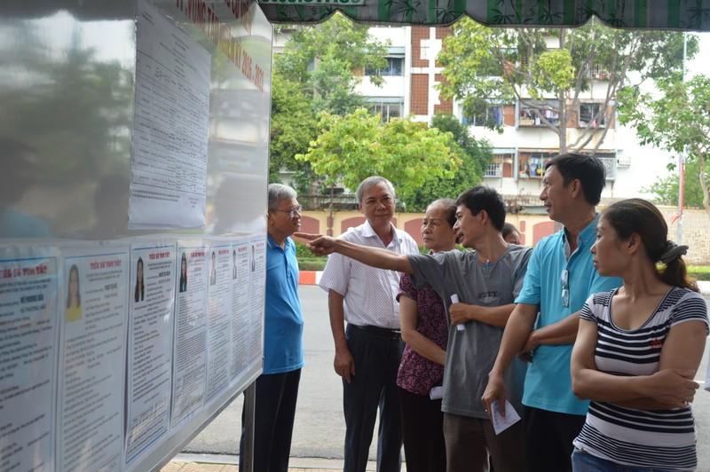 Danh sách 51 người trúng cử đại biểu HĐND tỉnh Bà Rịa-Vũng Tàu - ảnh 1