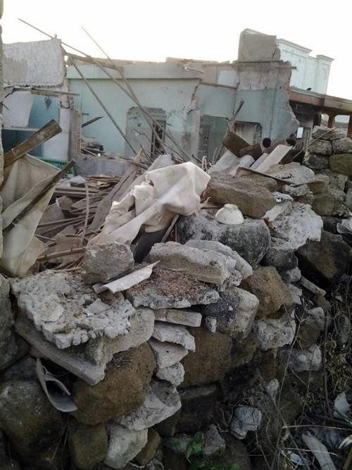 Tin thêm về vụ nổ lớn trong đêm ở đảo Phú Quý - ảnh 1