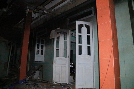 Tin thêm về vụ nổ lớn trong đêm ở đảo Phú Quý - ảnh 3