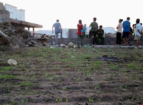 Tin thêm về vụ nổ lớn trong đêm ở đảo Phú Quý - ảnh 6