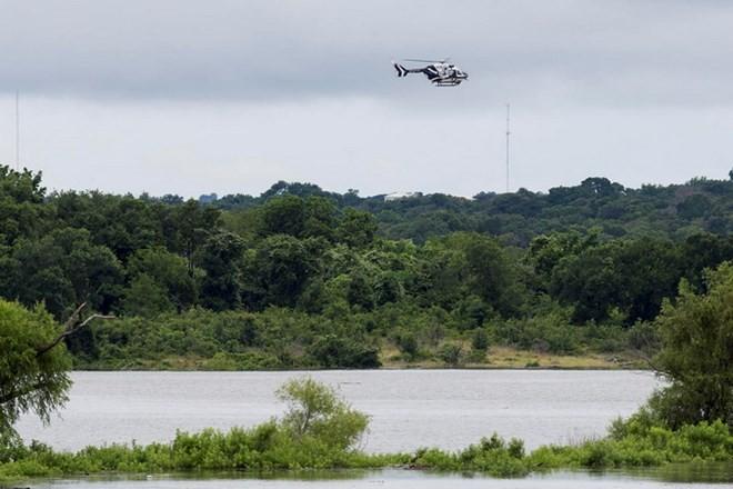 Trung Quốc: Rơi trực thăng giám sát hàng hải, 4 người thiệt mạng - ảnh 1