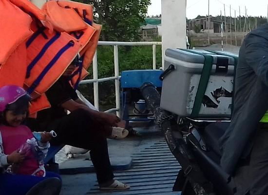 TP.HCM lo chìm tàu, lật đò trong cao điểm mùa mưa bão - ảnh 1