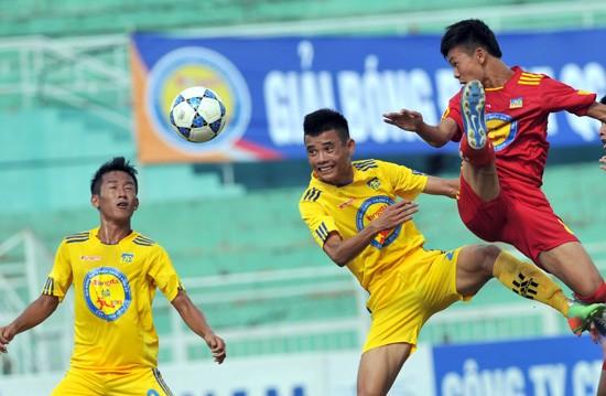Xác định 12 đội dự Vòng chung kết bóng đá U-17 quốc gia - ảnh 1