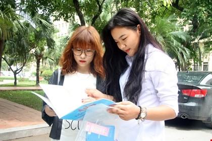 Bộ GD&ĐT chính thức công bố điểm sàn xét tuyển đại học năm 2016 - ảnh 1