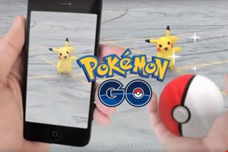 Trò Pokemon Go đang tạo nên cơn sốt ở nhiều quốc gia. Ảnh minh họa.