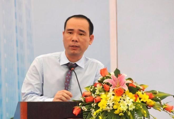 Ông Vũ Đức Thuận, nguyên Tổng giám đốc PVC. Ảnh: VTC.