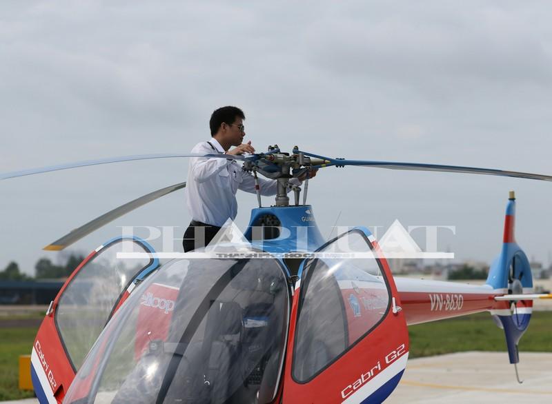 Đã xác định khu vực máy bay trực thăng rơi ở núi Dinh - ảnh 3