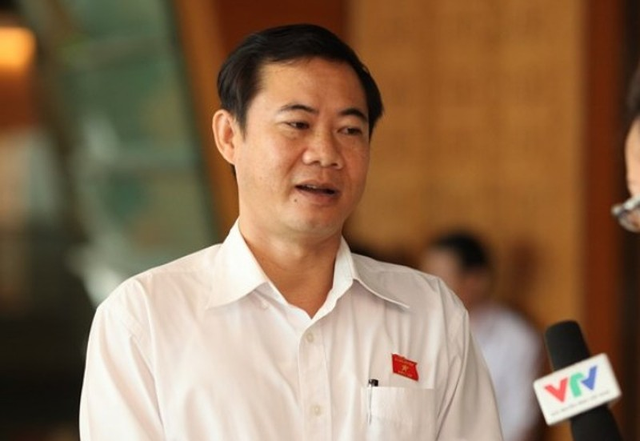 Đại biểu Quốc hội Nguyễn Thái Học (Phú Yên)