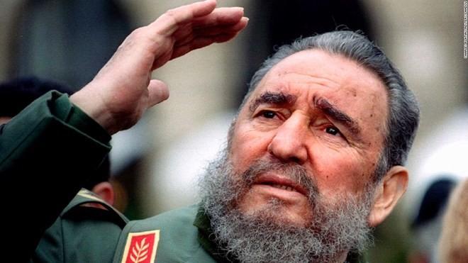 Việt Nam để quốc tang lãnh tụ Cuba Fidel Castro 1 ngày - ảnh 1