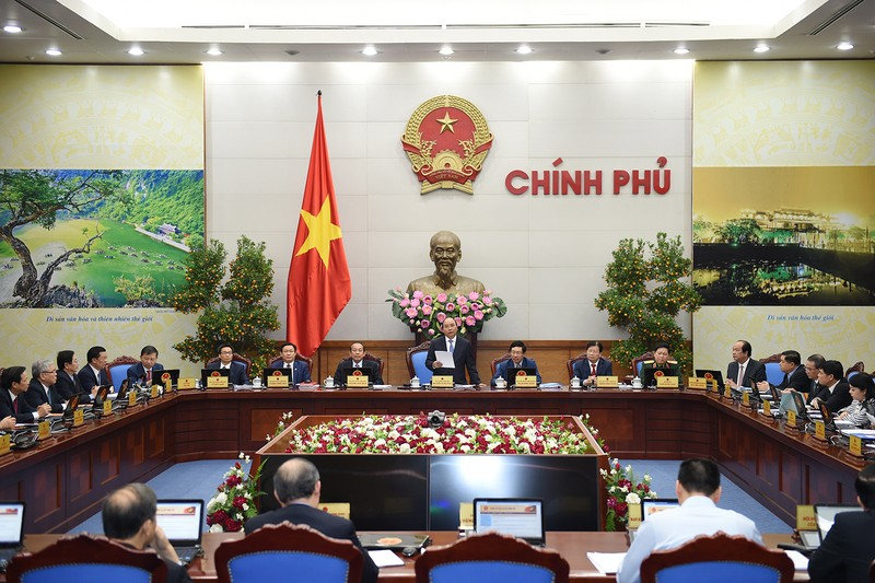 Các tỉnh về Hà Nội chúc tết đã giảm khoảng 70% - ảnh 2