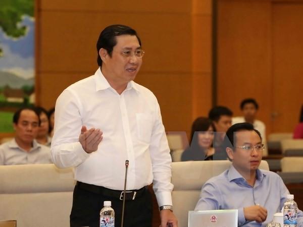 Hồ sơ ông Huỳnh Đức Thơ quản lý theo chế độ tuyệt mật - ảnh 1