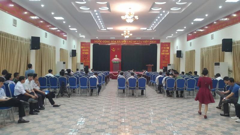 Chủ tịch Chung cam kết không có tấn công giải cứu - ảnh 3