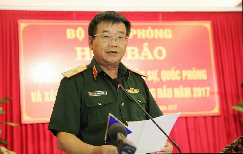 Bộ Quốc phòng họp báo: Nhiều thông tin về DN quân đội - ảnh 2
