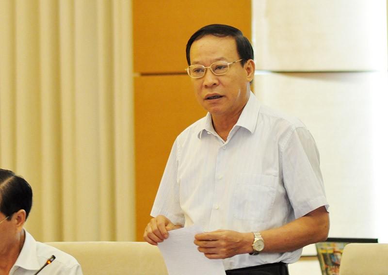 Tướng Lê Quý Vương nói về 2 vấn đề lớn của các đại án - ảnh 1