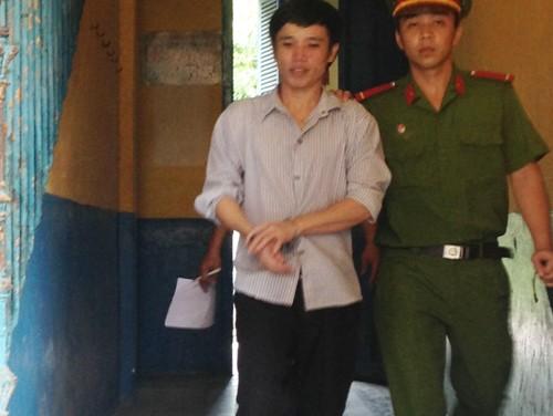 Bị phạt tù vì đưa bạn gái 'nhí' vào nhà nghỉ  - ảnh 1