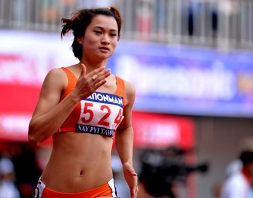 Điền kinh: Nguyễn Thị Oanh đoạt HCĐ 200m nữ - ảnh 1