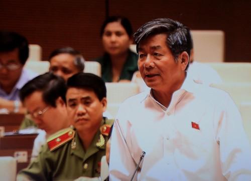 Bộ trưởng Bộ KH&ĐT lo lắng hình sự hoá quan hệ kinh tế - ảnh 1