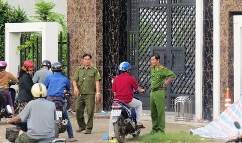 Công an kêu gọi người dân cung cấp thông tin vụ thảm sát Bình Phước - ảnh 1