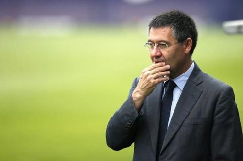Bartomeu tái đắc cử chủ tịch CLB Barcelona - ảnh 1