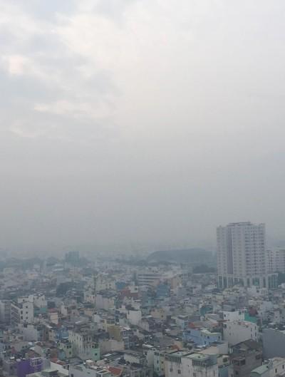 Sương mù bảng lảng ở Sài Gòn - ảnh 3