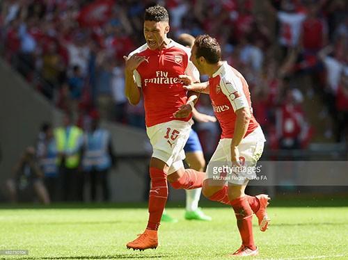 Hạ Chelsea 1-0, Arsenal nâng cúp Community Shield  - ảnh 2