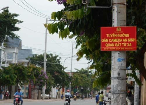 Đua xe, tội phạm giảm trên đường Hiệp Bình nhờ camera an ninh - ảnh 2