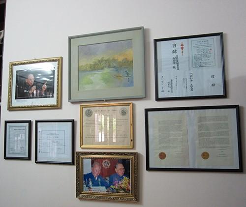 Bàn giao nhà GS.TS Trần Văn Khê để làm nhà lưu niệm - ảnh 2