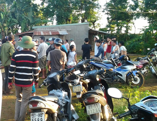Gia Lai: Một hung thủ chém 4 người chết, nhiều người đi cấp cứu  - ảnh 1