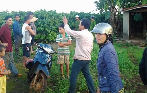 Gia Lai: Một hung thủ chém 4 người chết, nhiều người đi cấp cứu  - ảnh 2