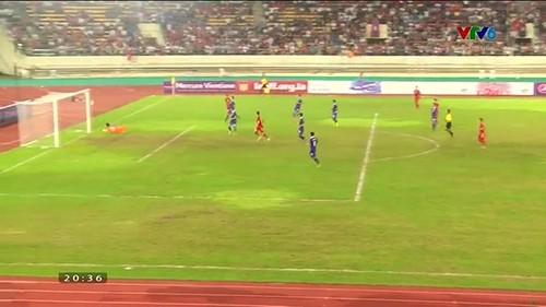Chung kết U19 ĐNA: Việt Nam vỡ trận thua Thái Lan 6-0  - ảnh 1