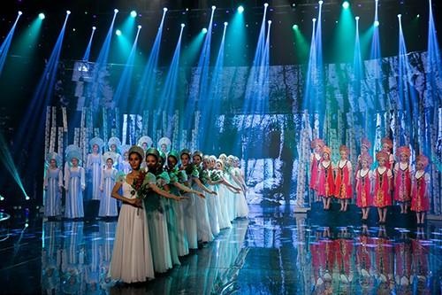 Nghe lại những bài hát Liên Xô – tình ca Nga trên tivi - ảnh 1