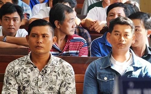 Vắng bị hại, tòa hoãn xử vụ dùng nhục hình ở Sóc Trăng - ảnh 2